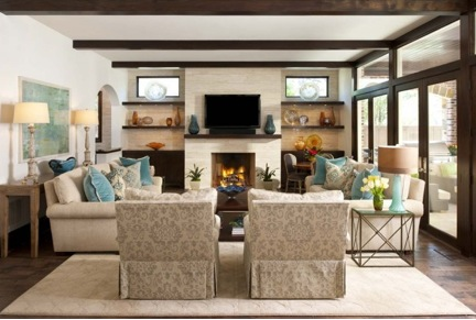 Living Room Design Houzz Inspiration I Like The Arrangement Of This Room For The Family Roomthere Are Design Inspiration